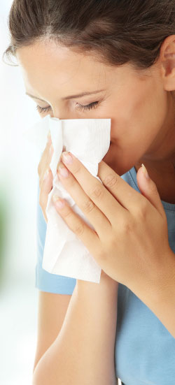 Top Tips to Deal with Allergies