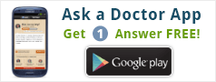 Ask a Doctor app on Android